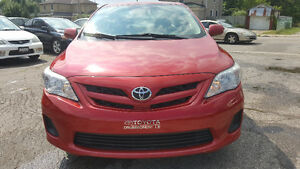 2011 Toyota Corolla CE Sedan - POWER GROUP! CERTIFIED! Kitchener / Waterloo Kitchener Area image 8