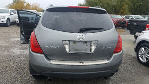 2006 Nissan Murano SUV, Crossover with back up cameras.
