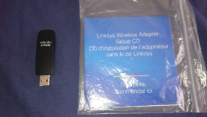 Linksys network adapter