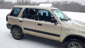 2001 Honda CR-V VUS