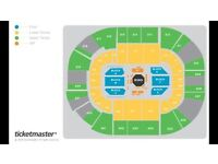 2x UFC 204 TICKETS BLOCK B ROW K £225 each collection in Manchester