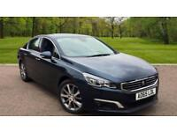 2015 Peugeot 508 BLUE HDI S/S GT LINE Manual Saloon