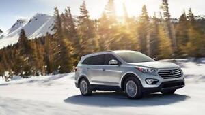 Hyundai Tuscon / Santa Fe / Santa Fe XL Winter Wheel and Tire Packages (2017-2018 winter) **Wheelsco**