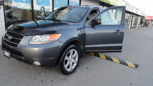 2007 Hyundai Santa Fe SUV, NO ACCIDENT,CERTIFIED,FULLY LOADED,