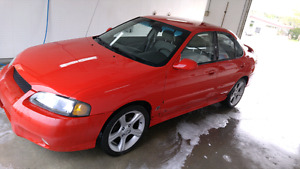 Nissan sentra rouge 2003 automatic