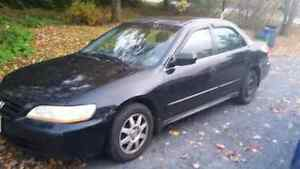 2002 accord for sale