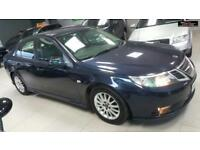 SAAB 9-3 LINEAR SE TID Blue Manual Diesel, 2009