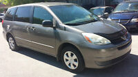2004 Toyota Sienna CE *NO ACCIDENTS* 1 Owner *8 PASS/CERTIFIED*
