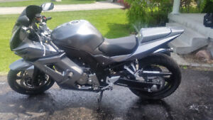 2009 Suzuki SV 650 S ABS. Only 3595 kms