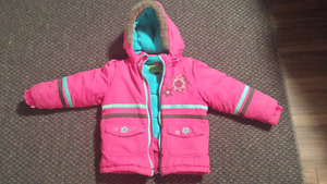 Size 5 winter jacket perfect considition