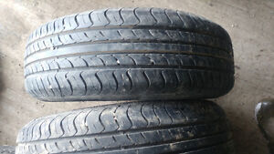 I have set of tires all season 195 65 R15. 2 wheathermax and 2