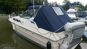 Sea Ray 340 Sundancer.. Excellent condition for an 88