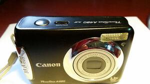 Canon Digital Model A480