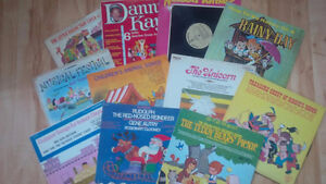 11 well played kids Vinyl LP Records ALL for $5
