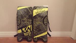 boys starter goalie pads