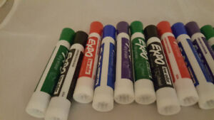 20 Expo Dry Erase Markers