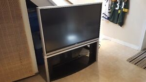 HD Rear Projection TV..Good shape