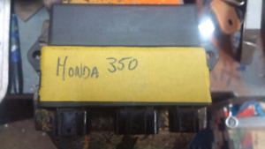 HONDA 350 CDI CONTROL UNIT NOTHING WRONG WITH IT