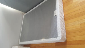 Brand new serta perfect sleeper boxspring for double bed