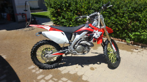 2006 crf450r low hours 2005crf70