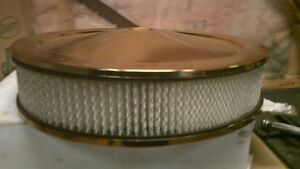 Summit 14x3 G3000 air cleaner assembly