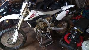 2012 Yz 450 for Sale