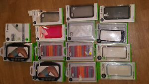 iPhone 5/5C/5S Cases ($10.00 ea or $100.00 for all)