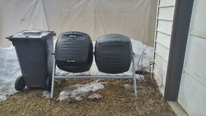 Double Composter
