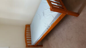 Single size bed with mattress Peterborough Peterborough Area image 1