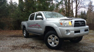 NEW PRICE 2006 Toyota Tacoma Double Cab TRD Sport  *Low Km's*