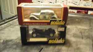 Solido toys group 2