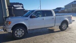 2010 Ford F-150 Platinum Truck **Trades Welcome**