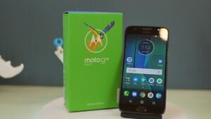 Excellent Condition Moto G5 Plus with Box
