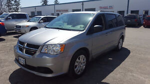 2015 Dodge Caravan Minivan, wheel chair lift