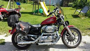 1998 Harley Davidson 883 Sportster Hugger