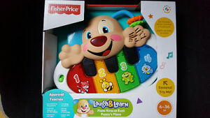 Fisher Price Puppy's Piano / Piano Rires et Eveil
