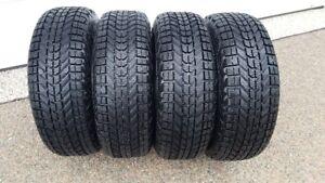 Firestone Winterforce  Tires  215/60r16 - Like New