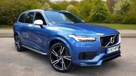 2017 Volvo XC90 2.0 D5 PowerPulse R-Design AWD Automatic Diesel Estate