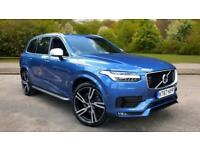 2017 Volvo XC90 2.0 D5 PowerPulse R-Design AWD Automatic Diesel Estate
