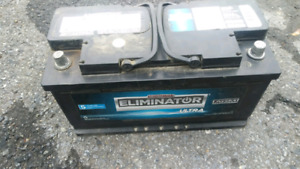 Battery for truck or car