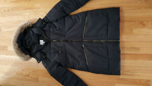 Old Navy Maternity Puffer Winter jacket - Sz Small