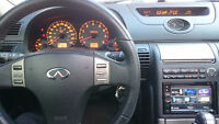 2004 Infiniti G35 BASE LEATHER Coupe (2 door)