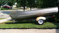 Boat/Trailer and Motor