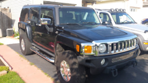2006 hummer h3 fully loaded safety included