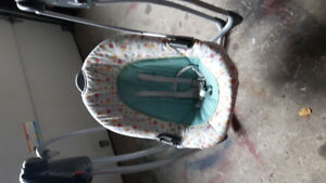Graco 2 in 1 portable Baby Swing