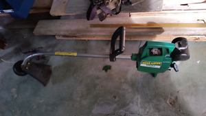 2 weedeaters 2 lawnmowers. Small engine lot