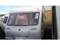 (46) 2000 FLEETWOOD COLCHESTER, SINGLE AXLE, TOURING CARAVAN