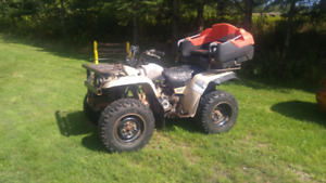 1990 Yamaha big bear 350 4x4