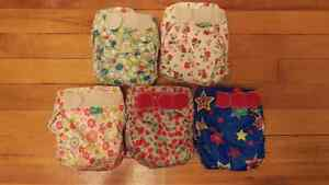 Cloth diapers - Totsbots