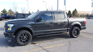 2016 F150 SUPER CREW SPORT with extended warranty to 100,000kms